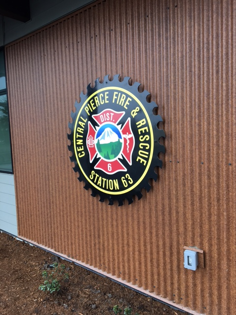Central Pierce Fire And Rescue-Fire Station