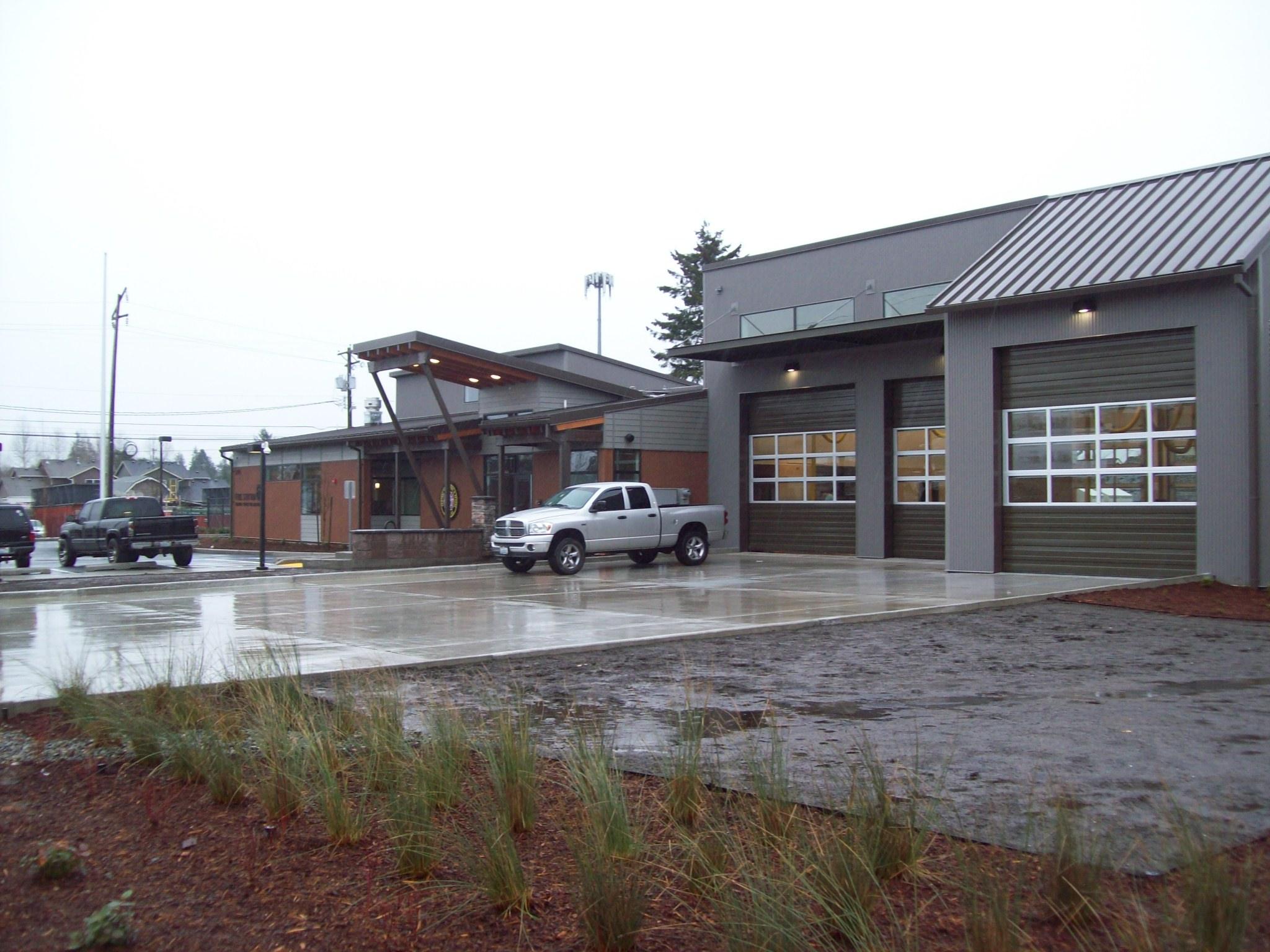 1604.1 - Fire Station 63, Tacoma