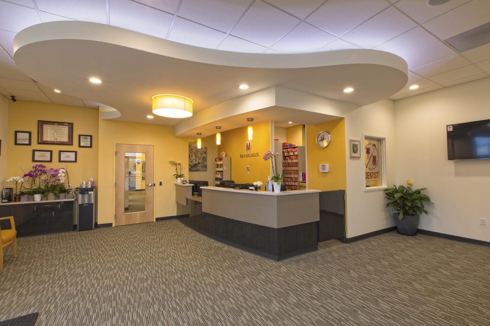 1701.2 - Interior - M Street Dental, Tacoma
