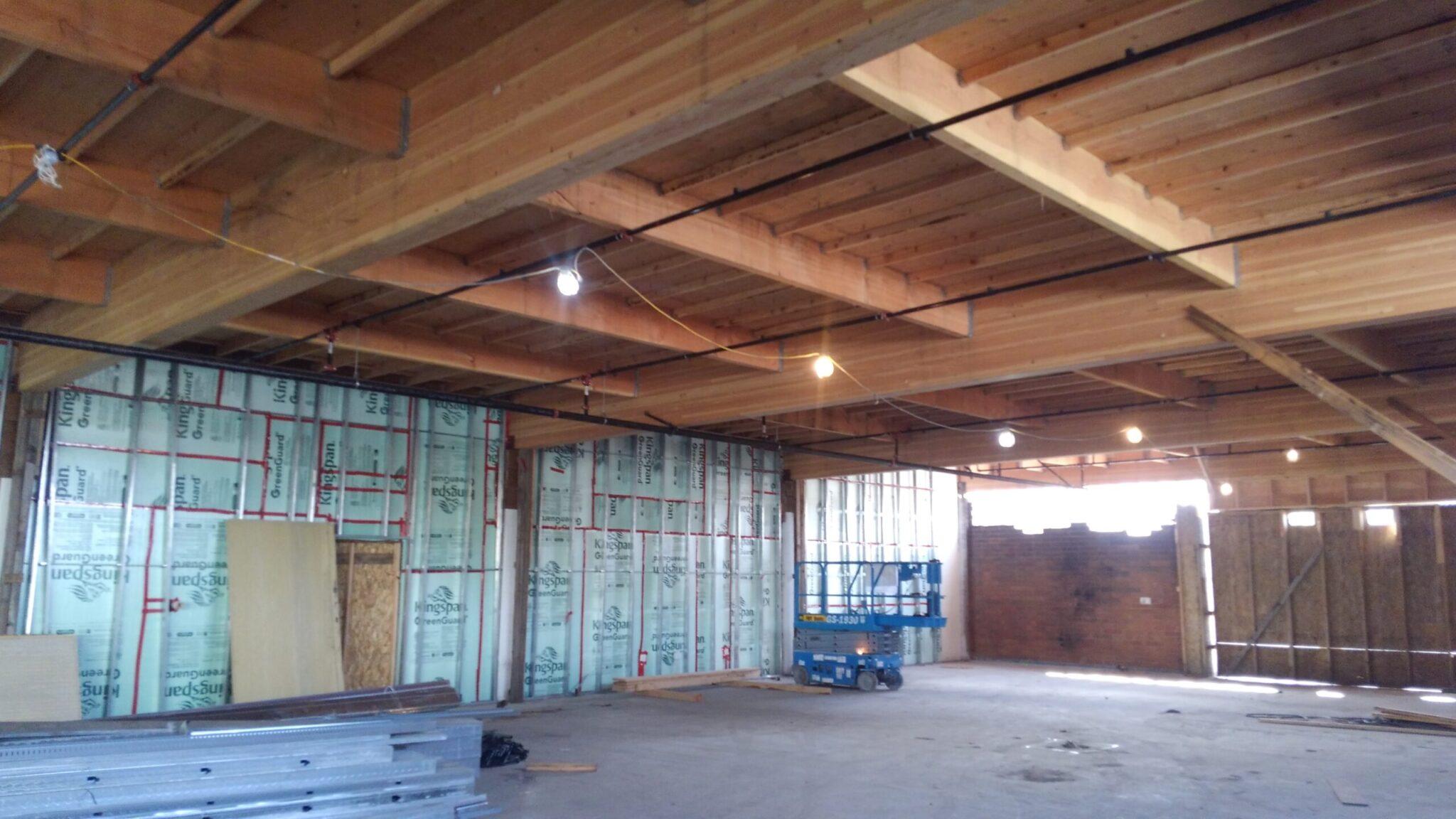 2101.4 - Interior - Valley Plaza Fire Rebuild