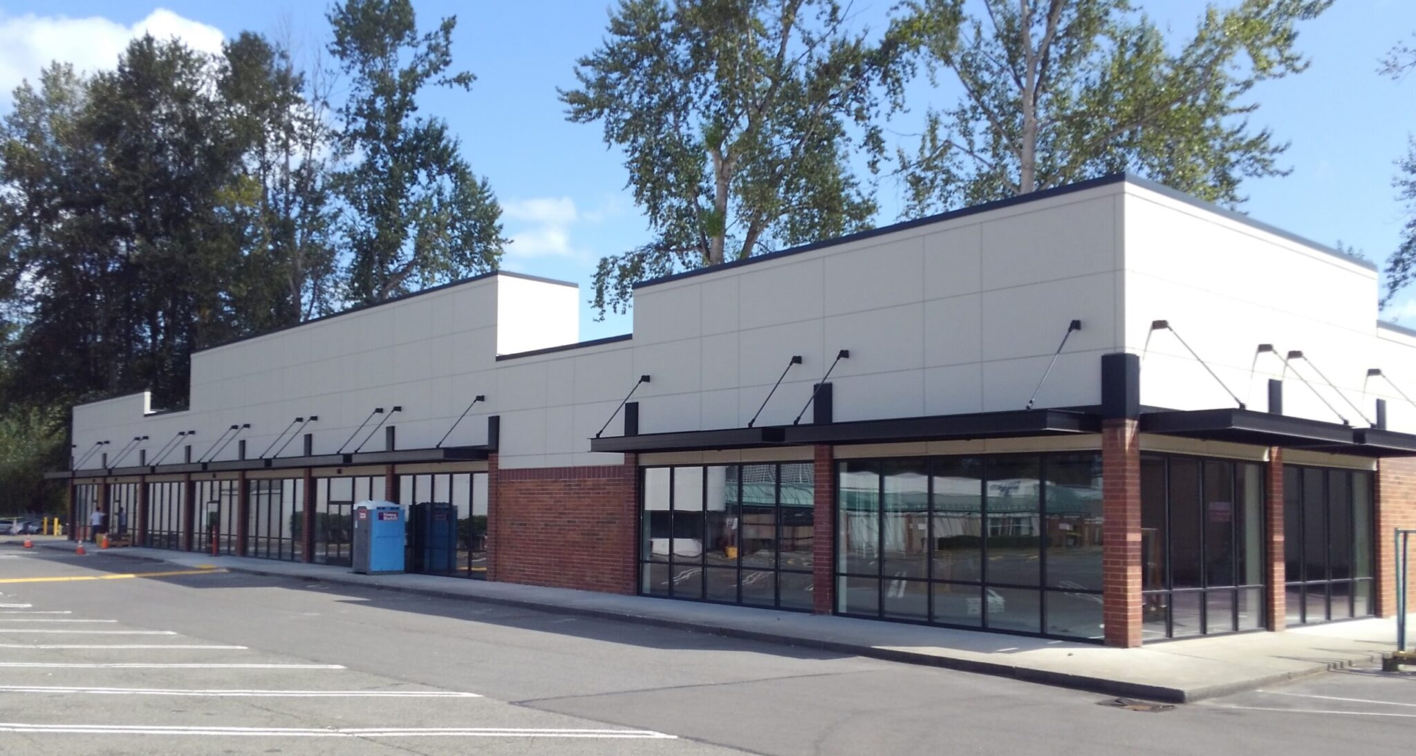 2101.6 - Storefronts - Valley Plaza Fire Rebuild